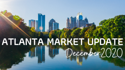 Metro Atlanta Market Update: December 2020