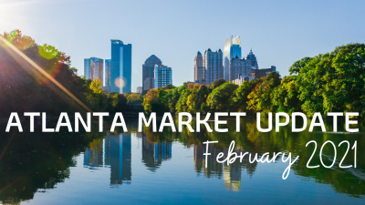 Metro Atlanta Market Update: February 2021