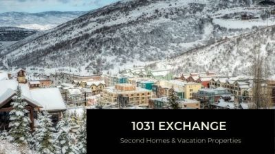 1031 Exchange on Second Homes