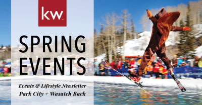 Spring Events: Park City & Wasatch Back