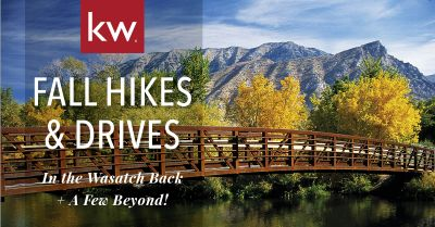 Fall Hikes & Drives in the Wasatch