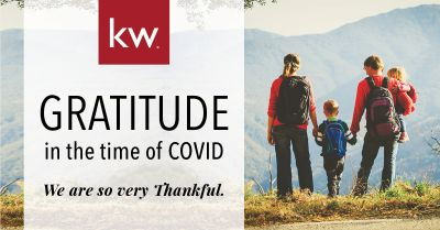 Gratitude in the Time of COVID