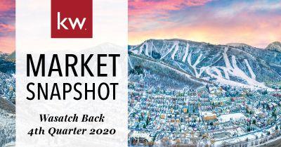 Market Snapshot: Wasatch Back 4th Quarter 2020