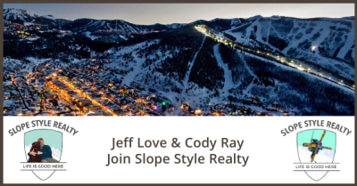 Jeff & Cody Join The Slope Style Team
