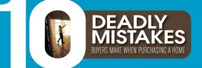The Ten Deadly Mistakes