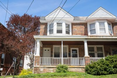 327 W Fornance Street – Just Listed