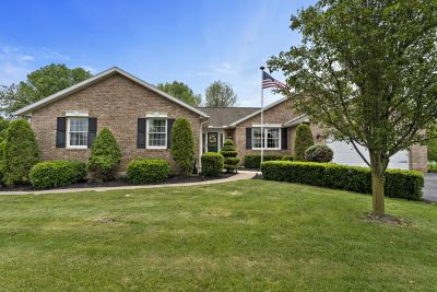 Completely Move-In Ready Paul Moyer-Built Custom Ranch Home