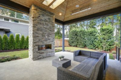 Creating a Cozy Outdoor Living Area