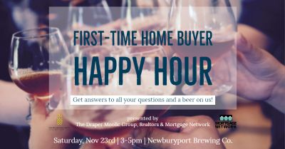 First-Time Home Buyer Happy Hour