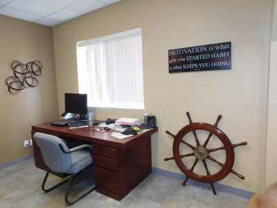 Staging Office Space