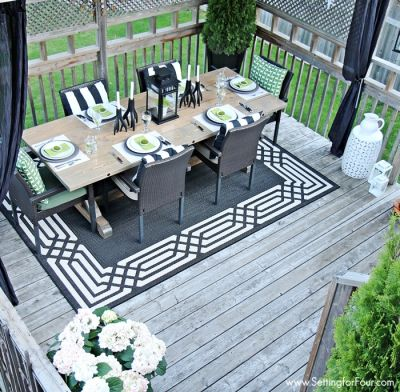 Getting Your Deck Prepared for Summer Fun