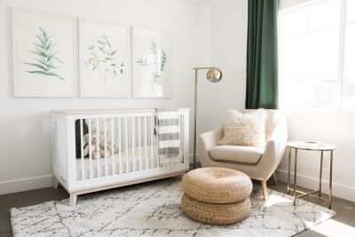 Designing Your First Nursery in Your New Home