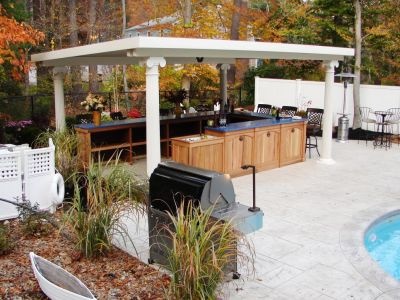 Have the Perfect Grilling Patio for Your Home!