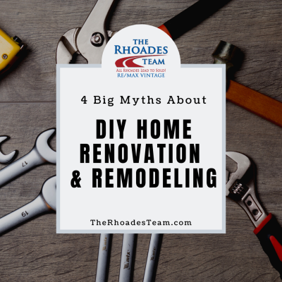 4 Big Myths About DIY Home Renovation and Remodeling