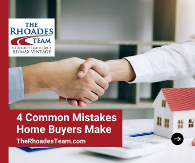 4 Common Home Buyer Mistakes