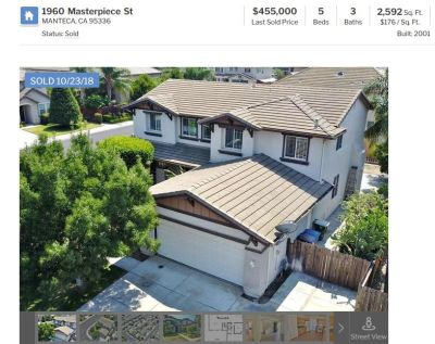 1960 Masterpiece Sold $455,000 Manteca