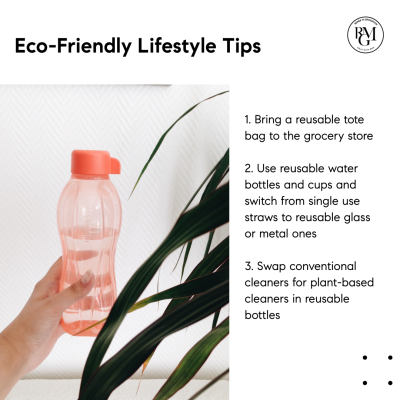What being eco-friendly means