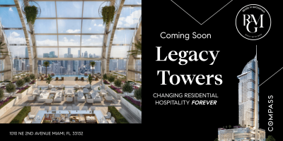 Why Own A Legacy Tower Residence?