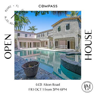Join me for an OPEN HOUSE today!