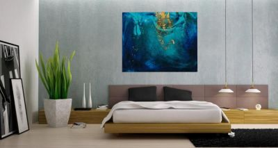 Abstract Art as an Expression of Peace and Joy