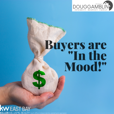 """Buyers are """"In the Mood!"""""""