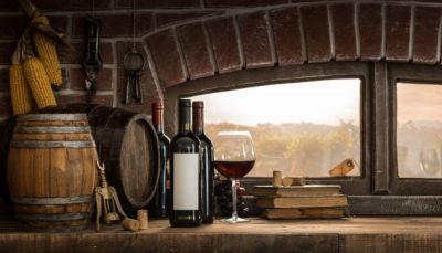 GREAT WINE-STORAGE IDEAS