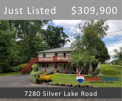 Just Listed – 7280 Silver Lake Road, Mounds View, MN 55112