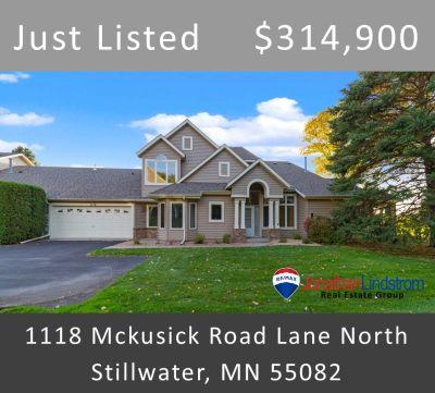 Just Listed – 1118 Mckusick Road Lane North, Stillwater, MN 55082