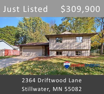 Just Listed – 2364 Driftwood Lane, Stillwater, MN 55082