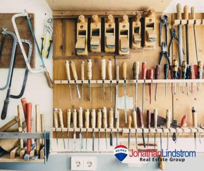 FIVE STEPS FOR ORGANIZING YOUR GARAGE