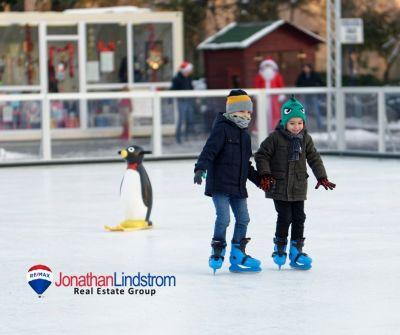 Ice Skating Fun in the Twin Cities