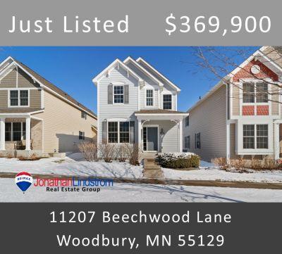 Just Listed – 11207 Beechwood Lane, Woodbury, MN 55129