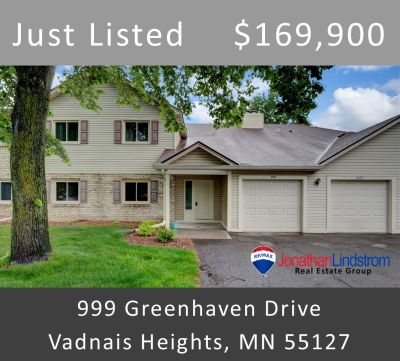 Just Listed – 999 Greenhaven Drive #905, Vadnais Heights, MN 55127