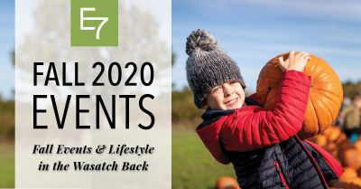 Fall Events & Lifestyle Newsletter 2020