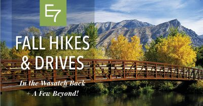 Fall Hikes & Drives in the Wasatch Back