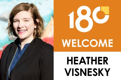 One80 Welcomes Heather Visnesky to the Team!
