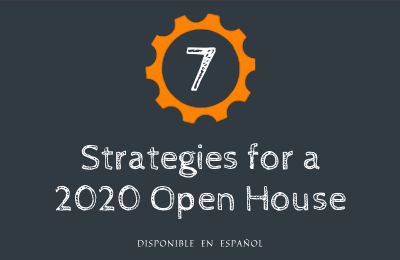 7 Strategies for a 2020 Open House
