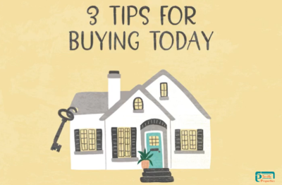 3 Tips for Buying Today