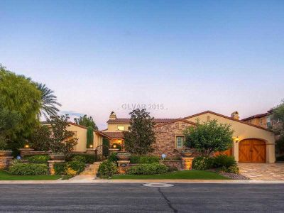 Make The Most Of Your Million With Southern Highlands Luxury @ 11856 Brigadoon Dr. Las Vegas 89141