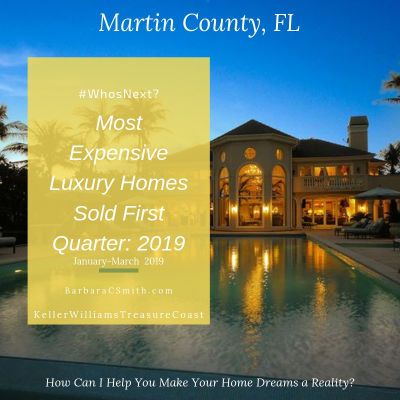 Luxury homes for sale March 2019