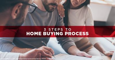 3 Steps to Launch the Homebuying Process