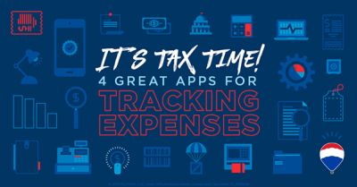 It's Tax Time! 4 Great Apps for Tracking Expenses