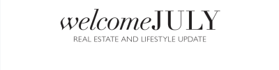 Utah's July Real Estate and Lifestyle Update
