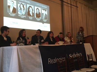 Sue Eller Speaks on Social Media Panel at RSIR Momentum Real Estate Forum