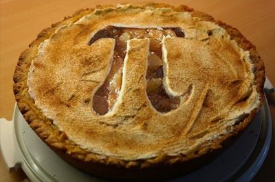 Did someone say Pi?