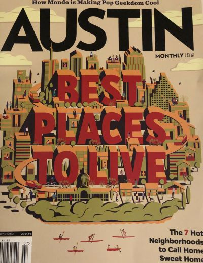 Best Places to Live in Austin
