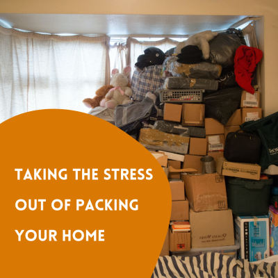 Taking the Stress Out of Packing Your Home