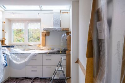 More than Half of American Homeowners Are Renovating