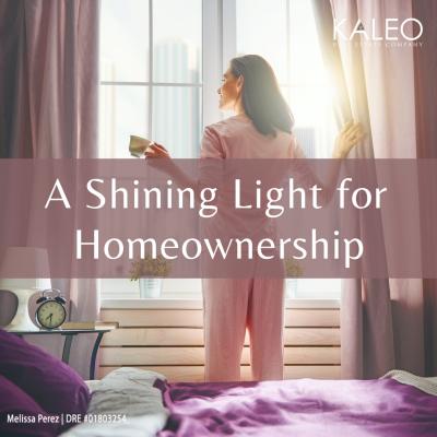 A Shining Light for Homeownership