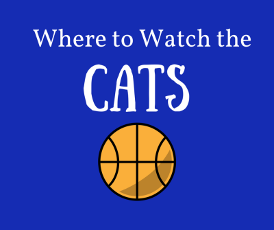 Where to Watch the Cats